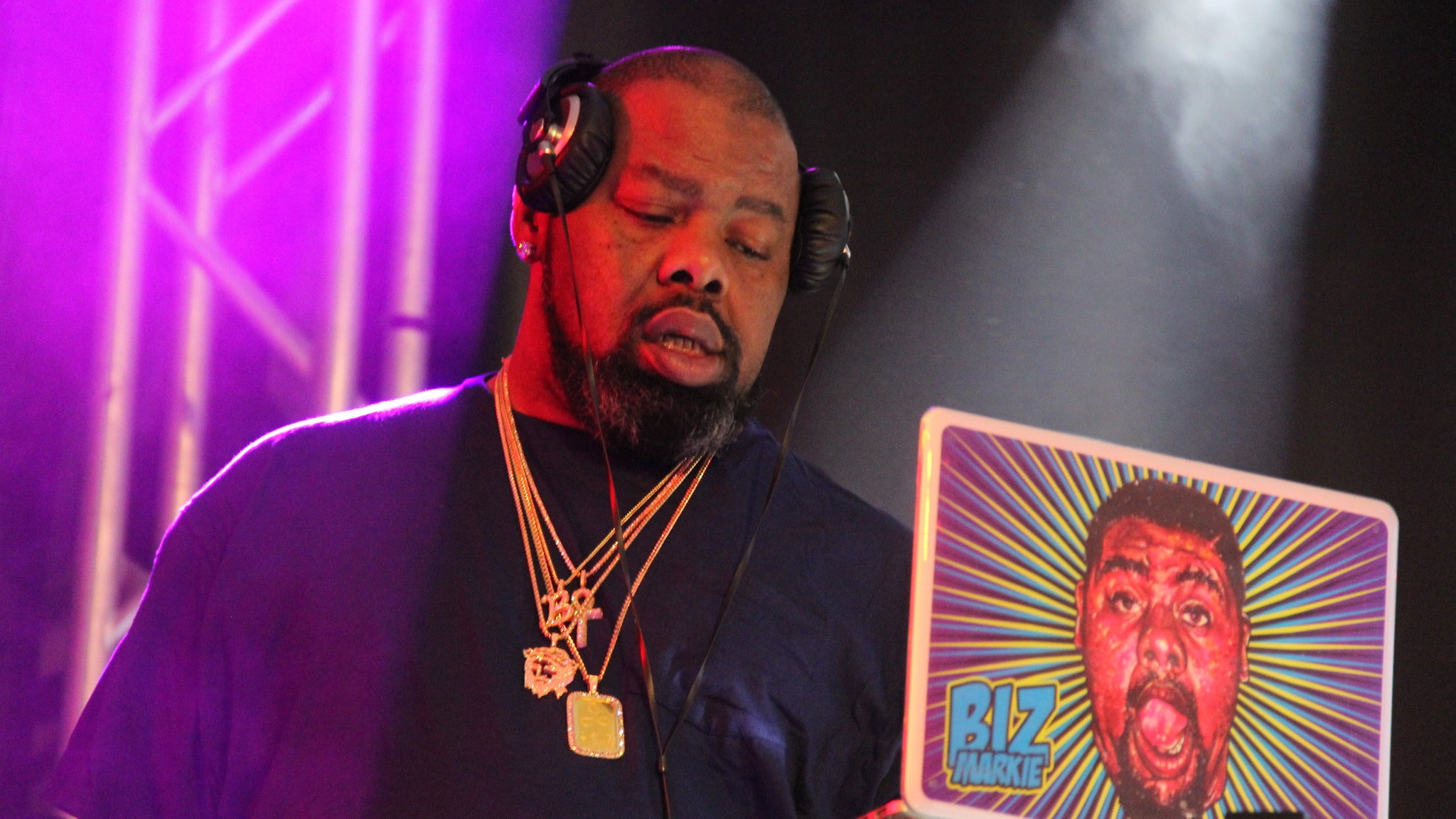 Decades Collide 80s vs 90s Party w/ DJ Biz Markie