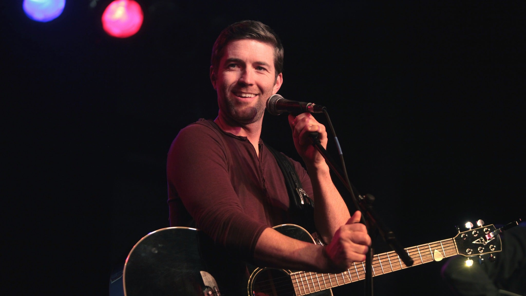 Josh Turner at Columbus Civic Center
