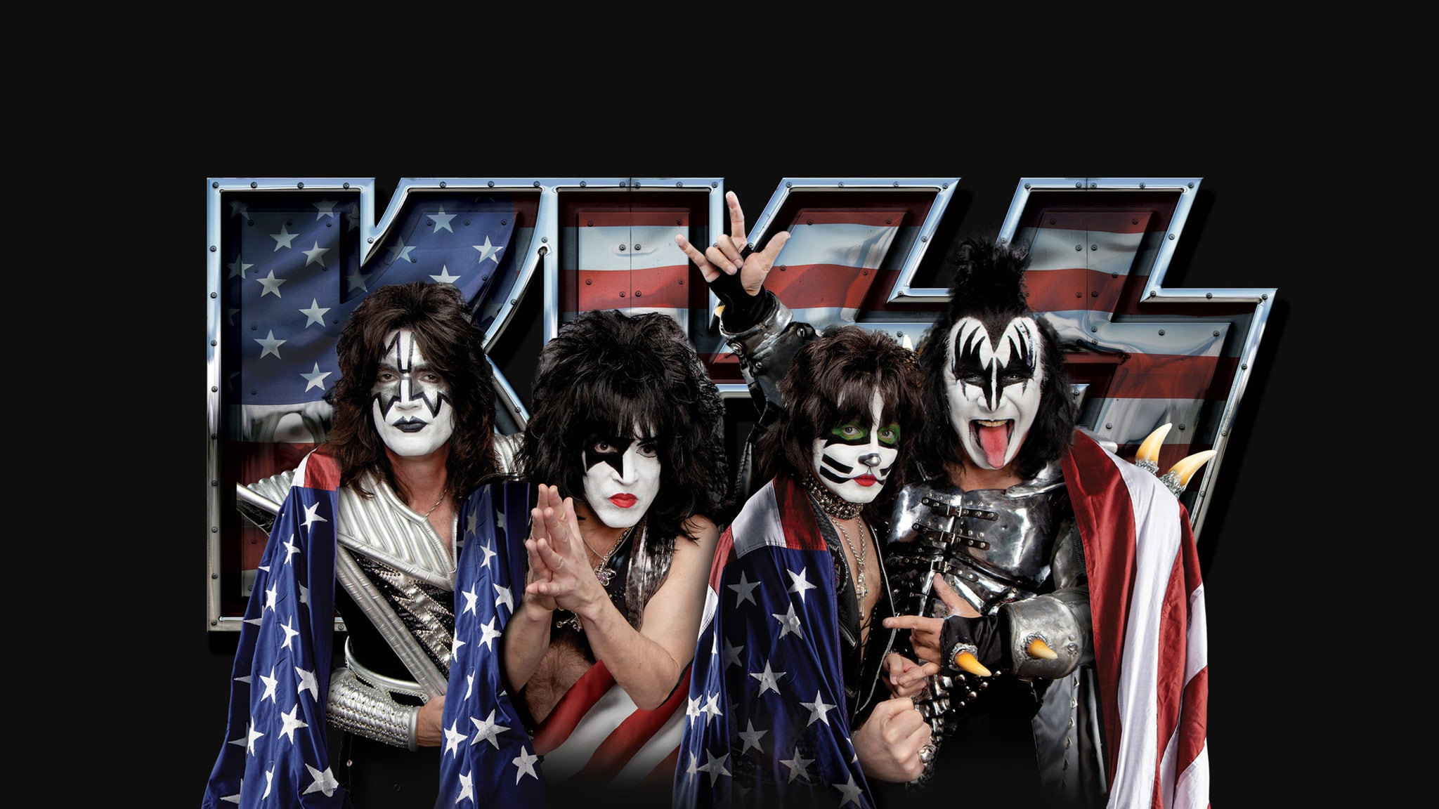 Kiss - Freedom To Rock Tour at AMSOIL Arena
