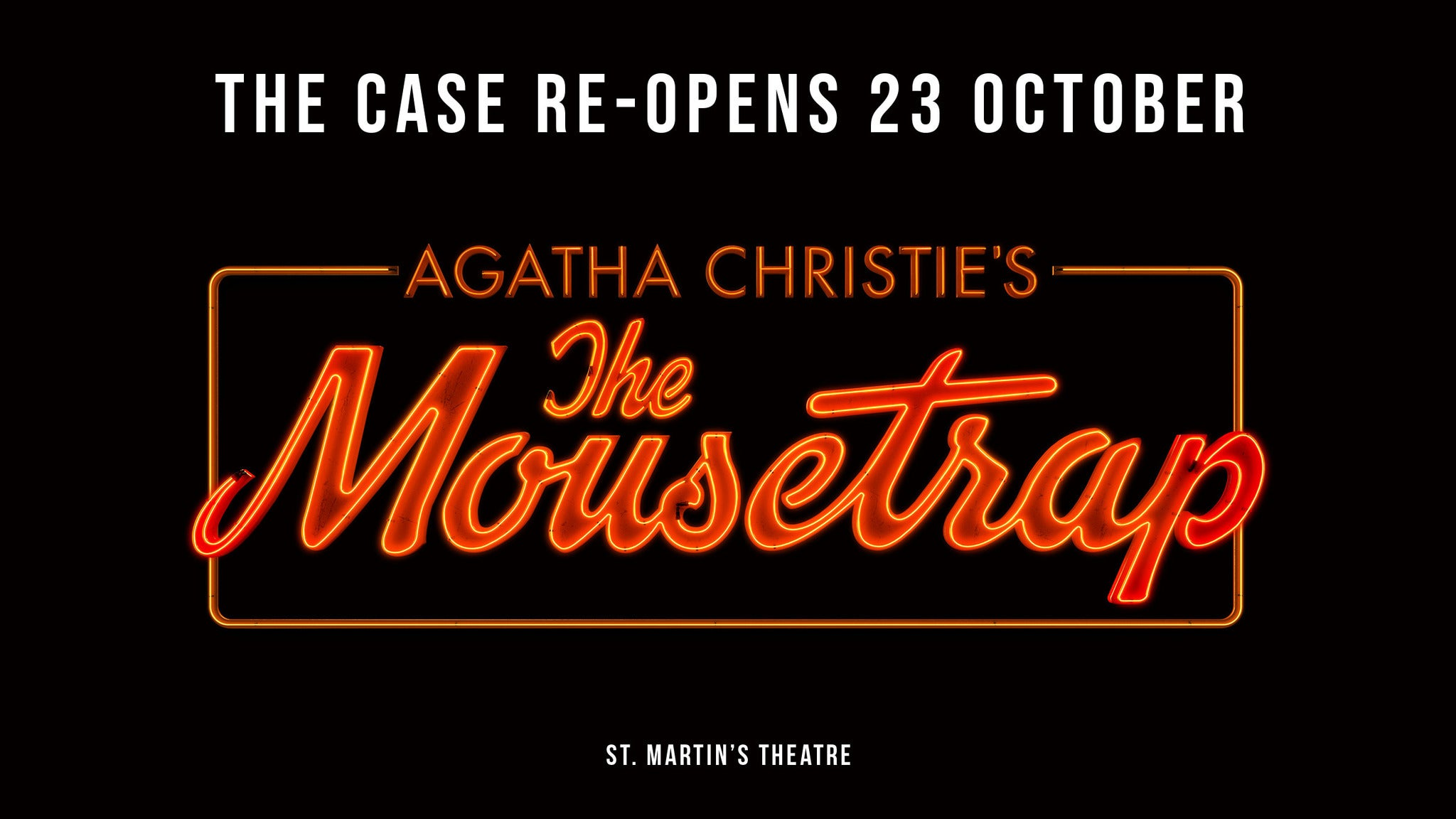 The Mousetrap Event Title Pic