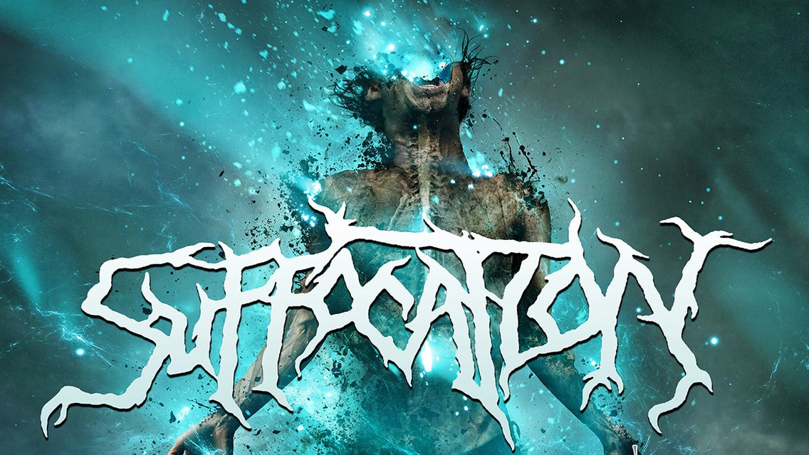 Suffocation, Decrepit Birth, Asterion at Oakland Metro - Oakland, CA 94607