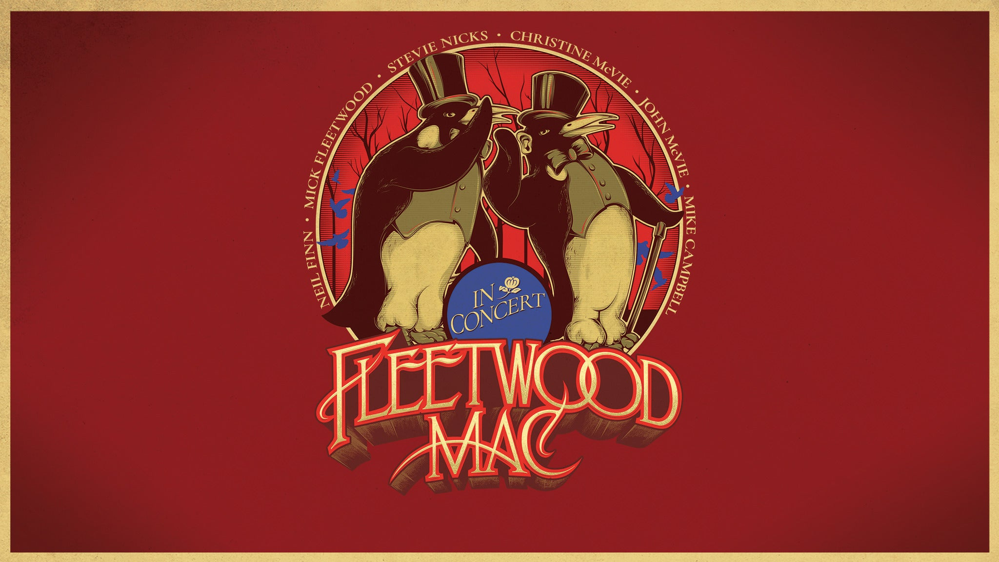 An Evening With Fleetwood Mac at SAP Center at San Jose