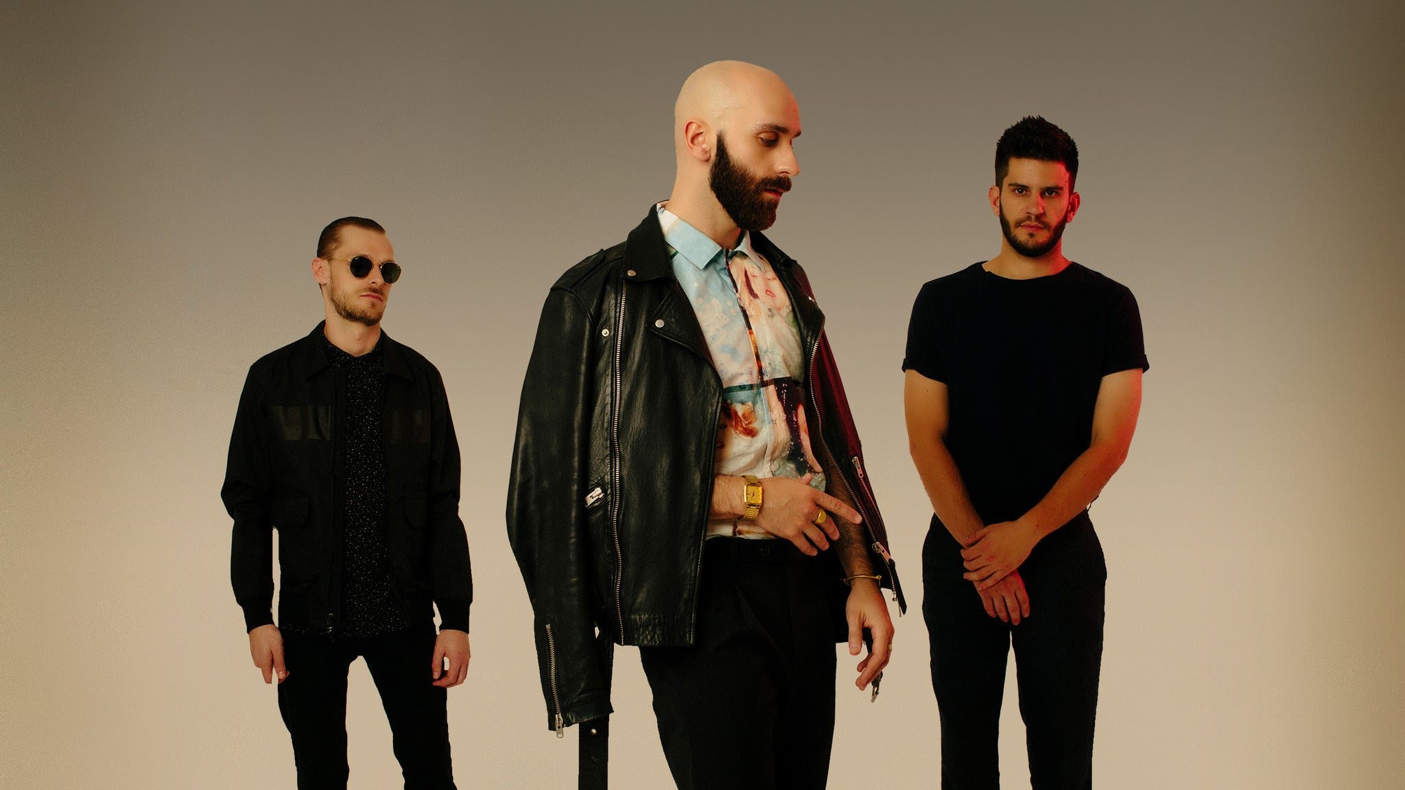 X Ambassadors at Robert Mondavi Winery