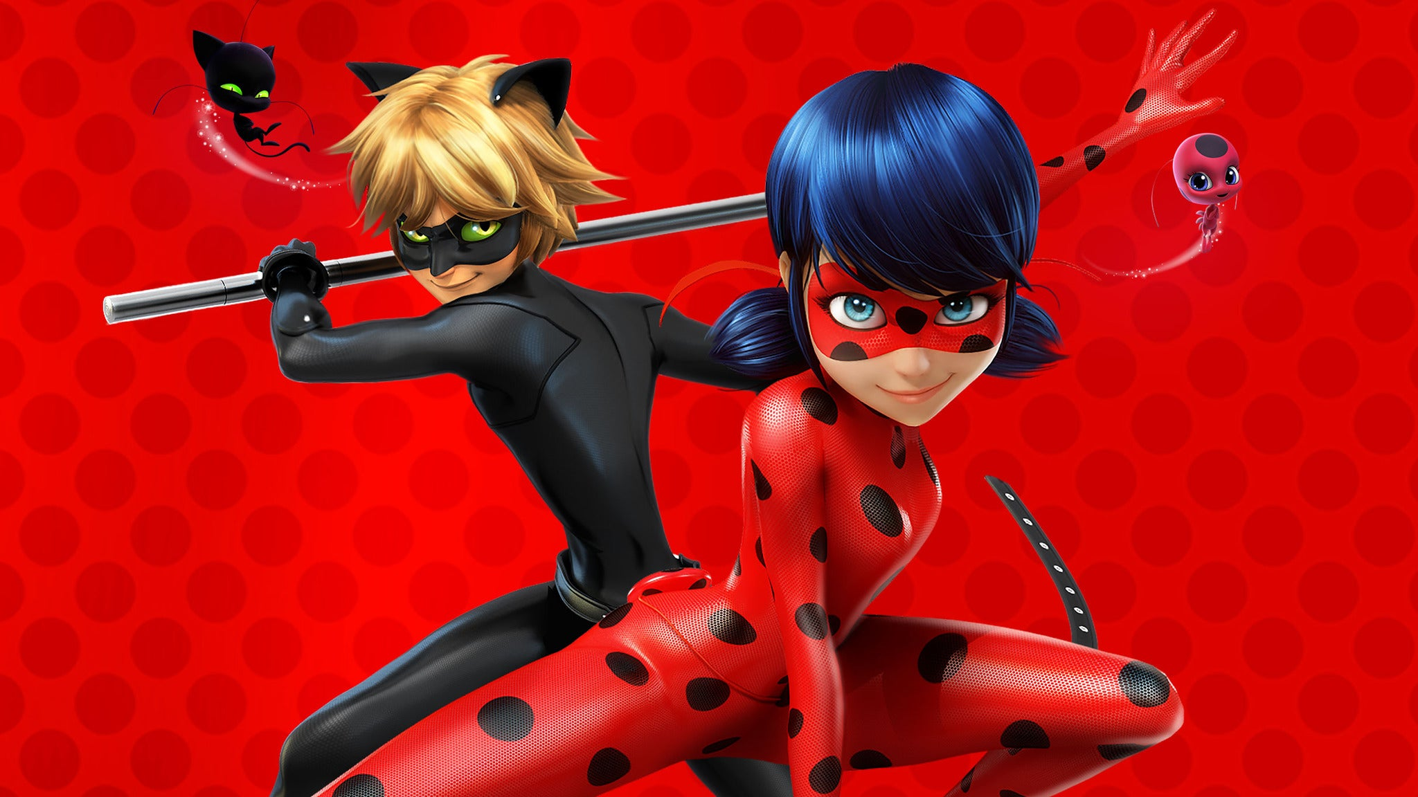Miraculous: Tales of Ladybug & Cat Noir - Indianapolis, IN 46204