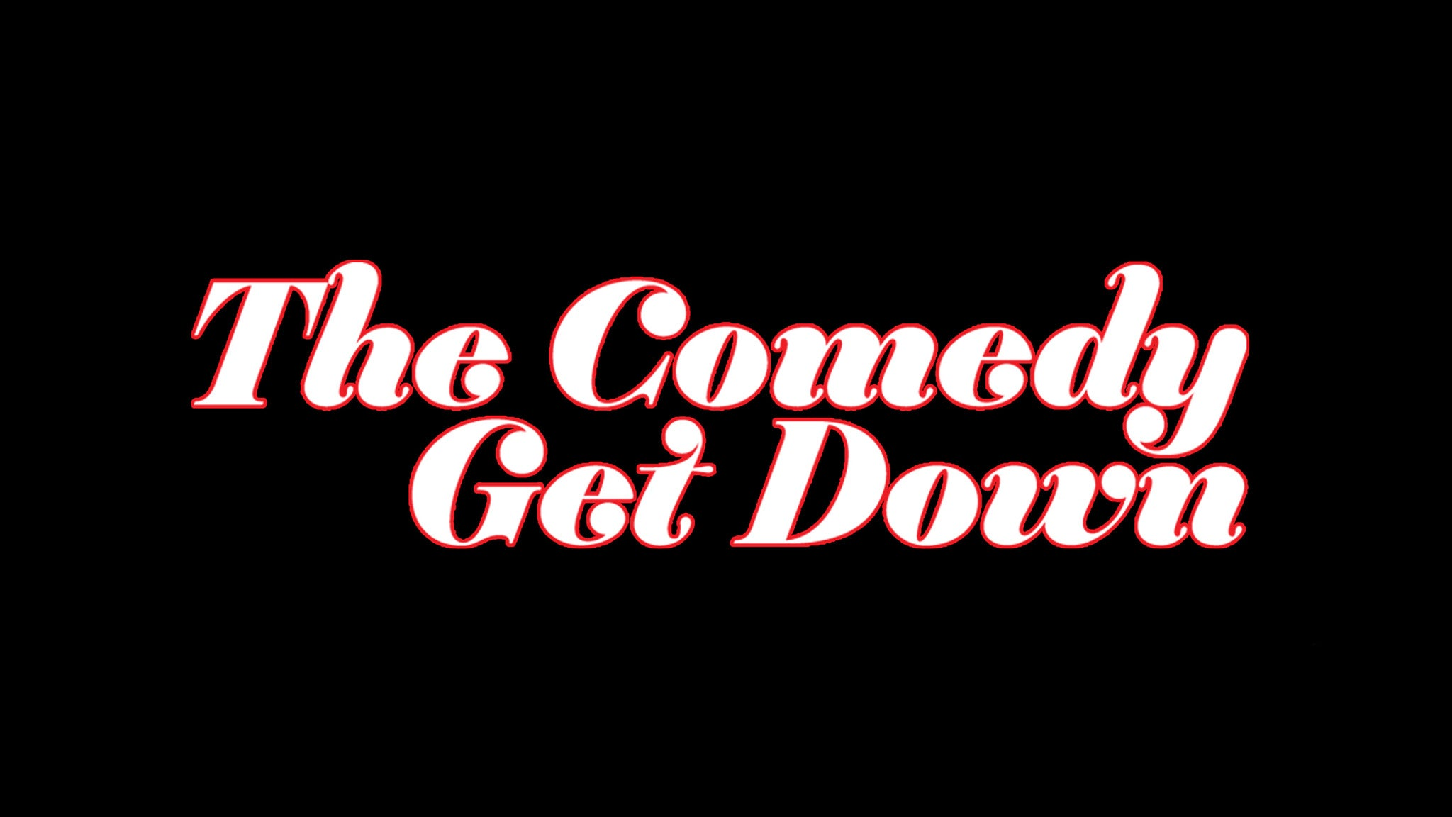 The Comedy Get Down at Shoreline Amphitheatre