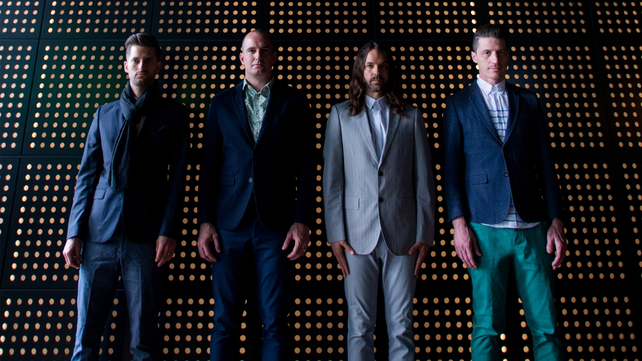 An Official Deja Voodoo Kickoff Show: Citi Presents MUTEMATH