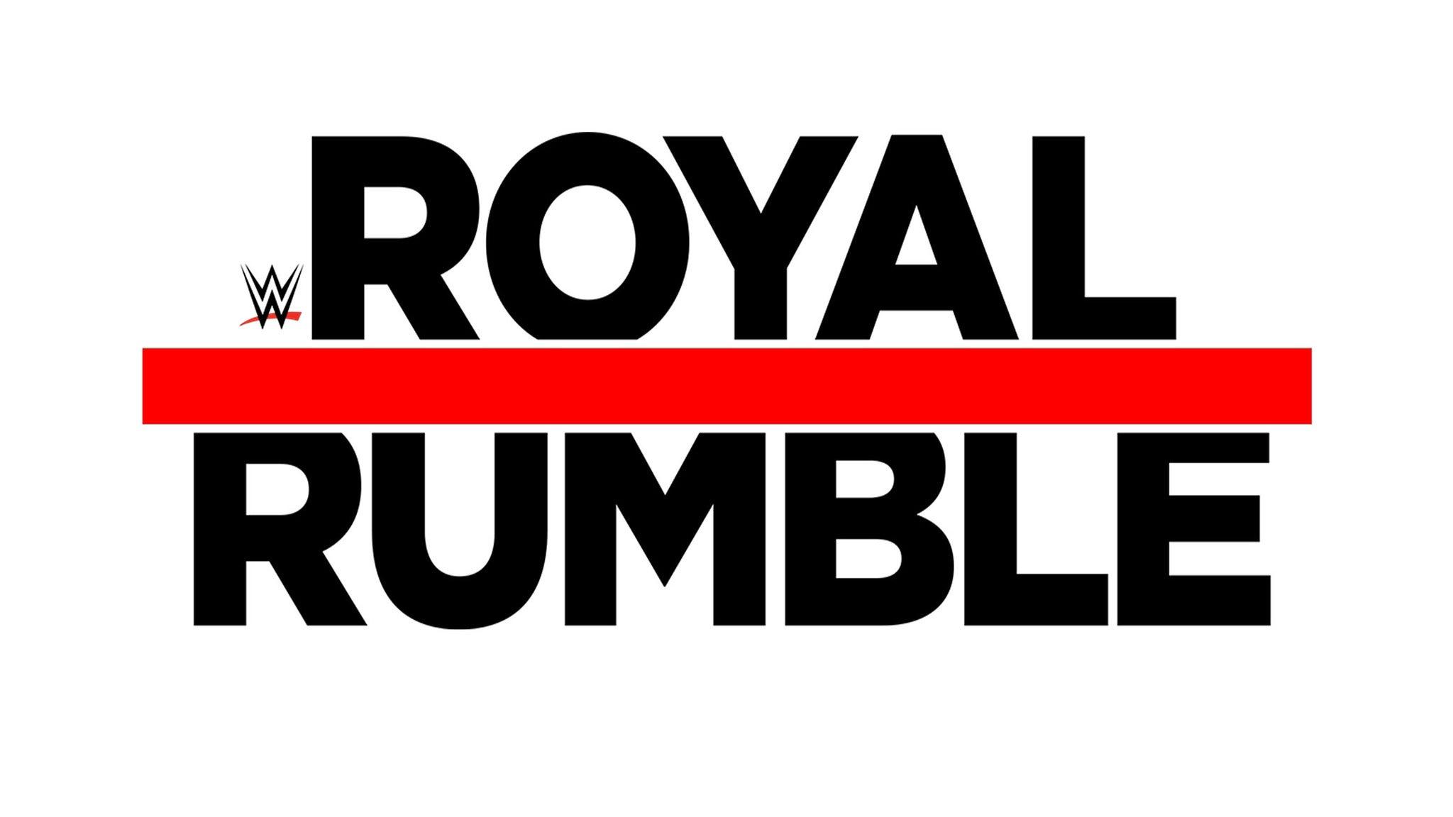 WWE Royal Rumble at Chase Field