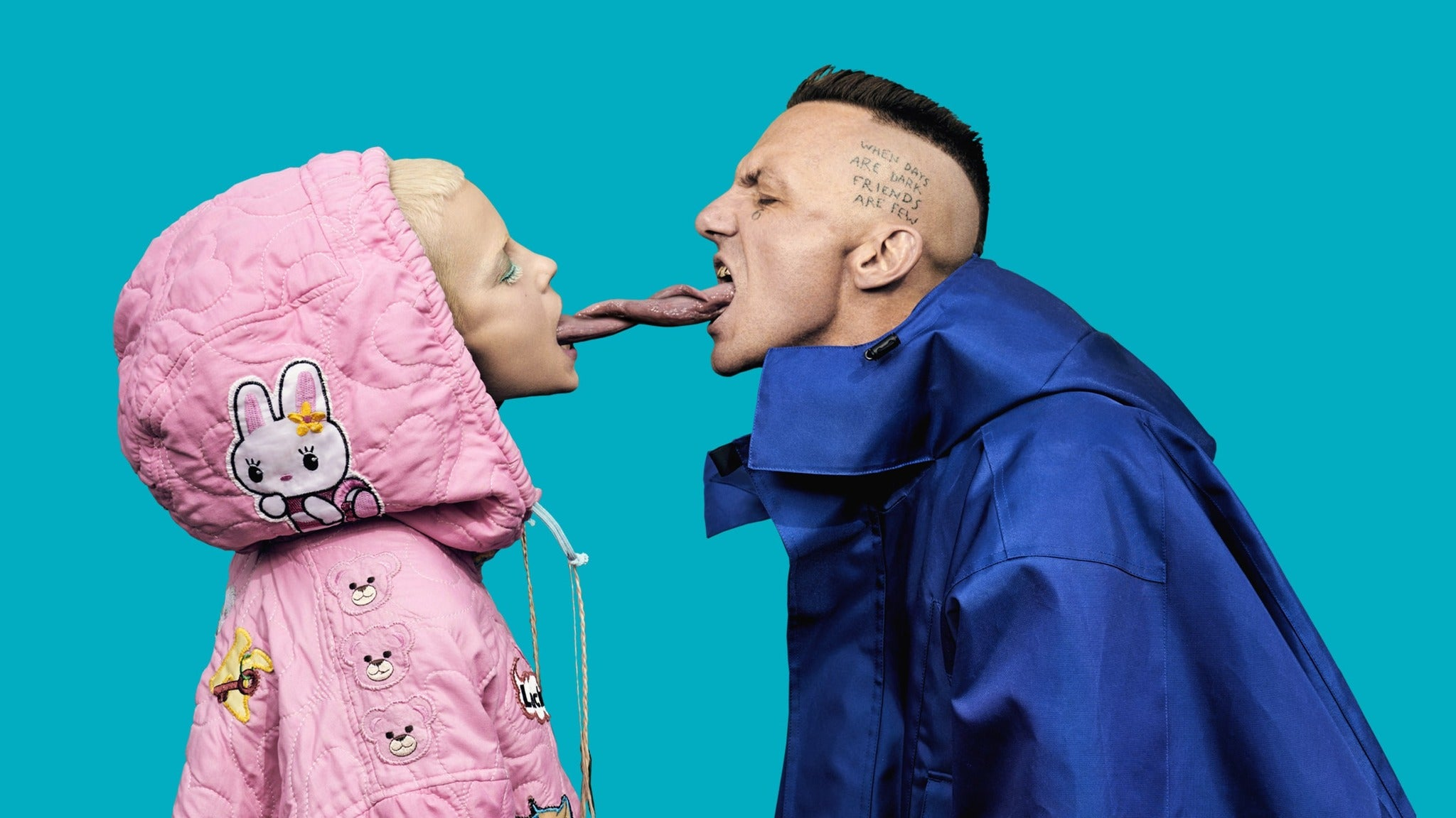 Die Antwoord - House Of Zef USA Tour 2020 at The Depot