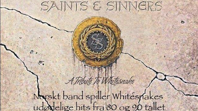 Saints & Sinners - A Tribute to Whitesnake