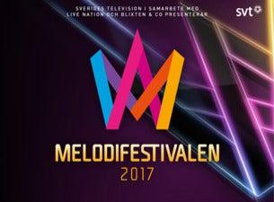 Melodifestivalen 2018 genrep matiné - VIP