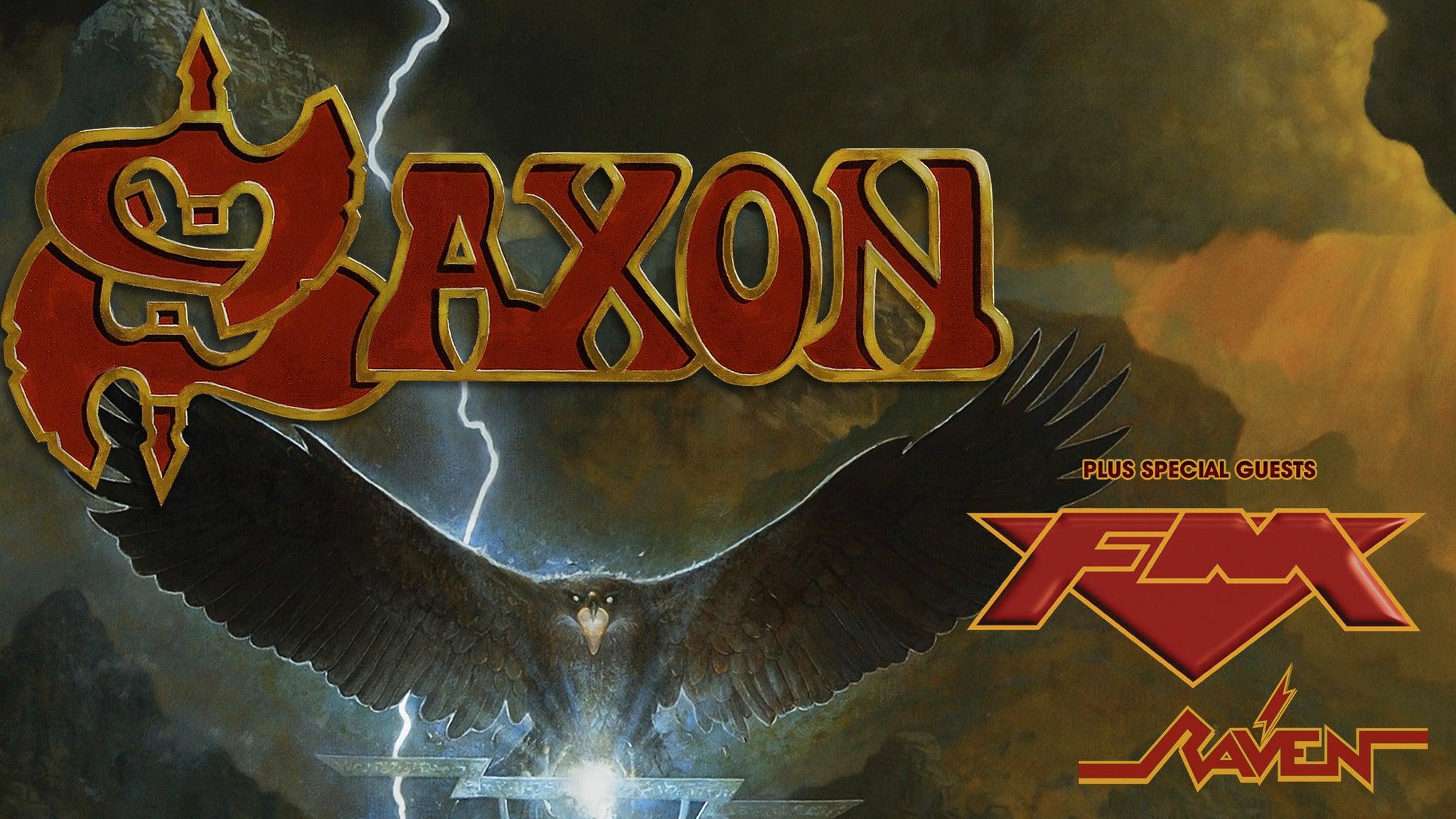 Saxon at Center Stage Theater - Atlanta, GA 30309