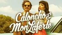 Caloncho y Mon Laferte