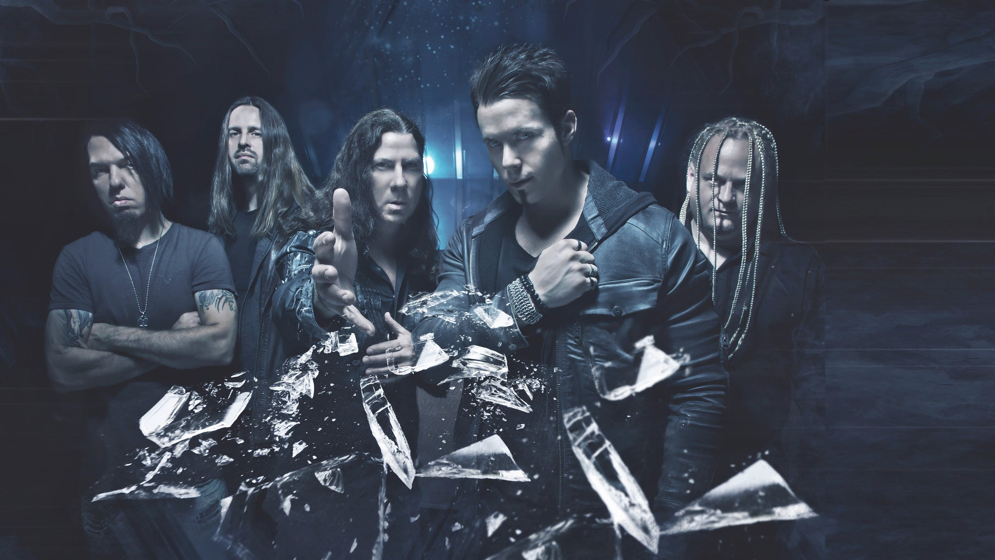 Kamelot at House of Blues Houston - Houston, TX 77002