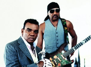 Ironstone Amphitheatre: Isley Brothers Buffet Meal