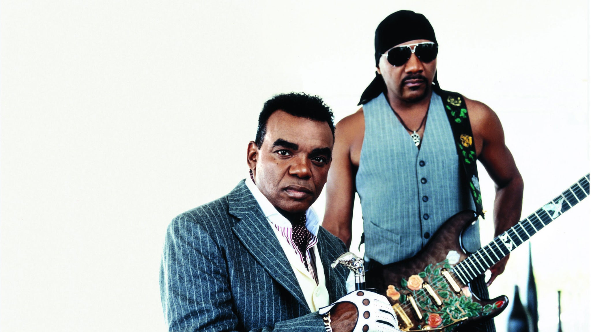 BUFFET MEAL at Ironstone Amphitheatre: The Isley Brothers