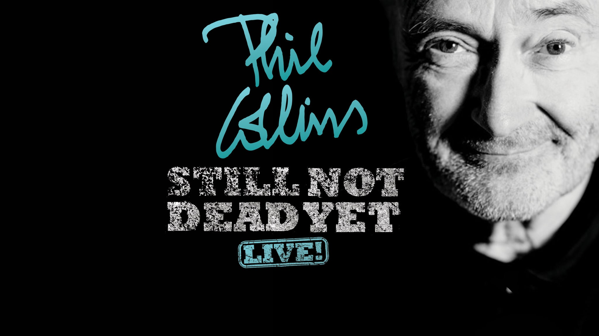 Phil Collins Still Not Dead Yet, Live! at Amalie Arena