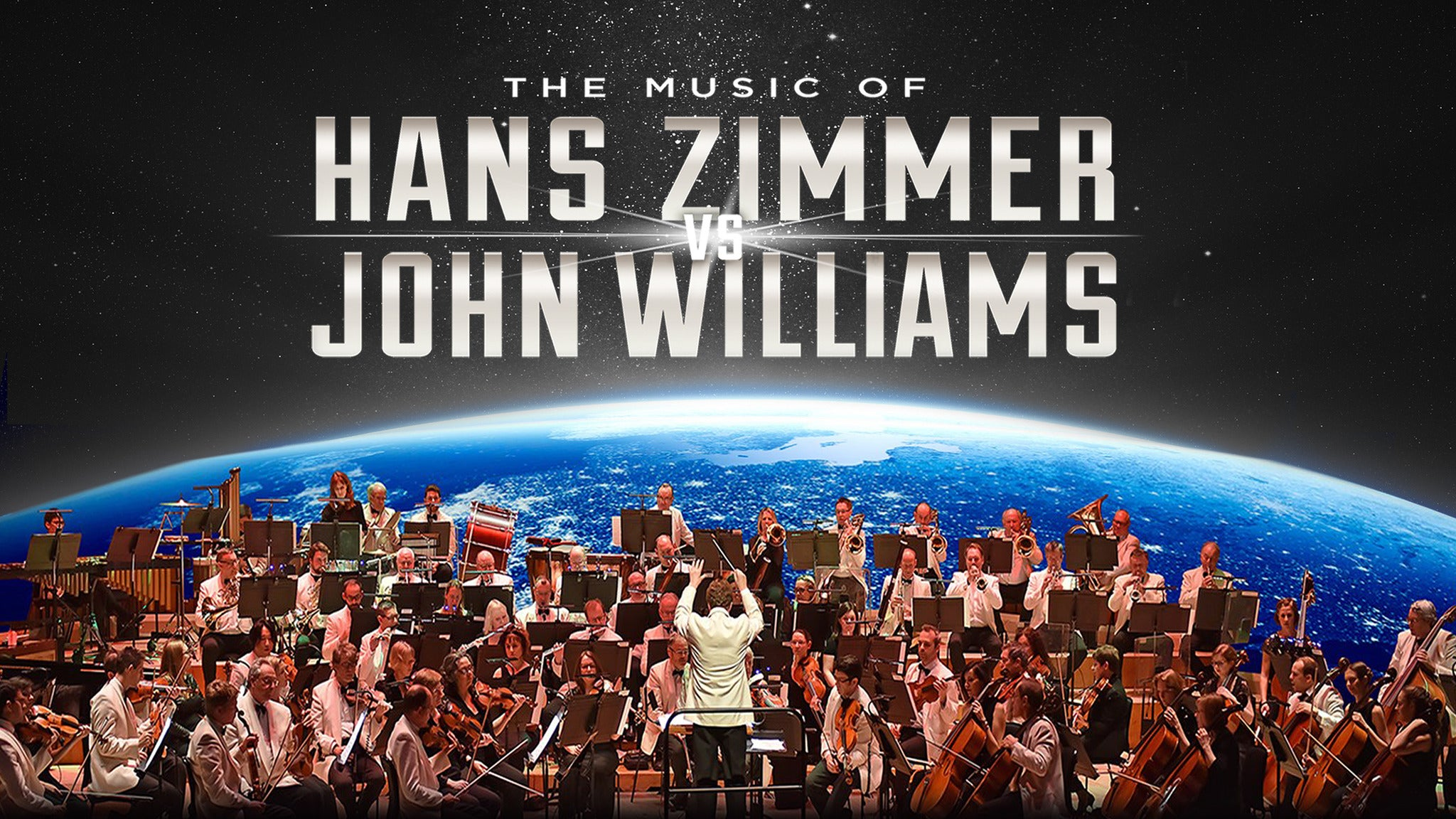 The Music of Zimmer VS Williams Seating Plans