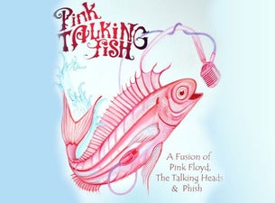 Pink Talking Fish Jams On The Sand Announce Party