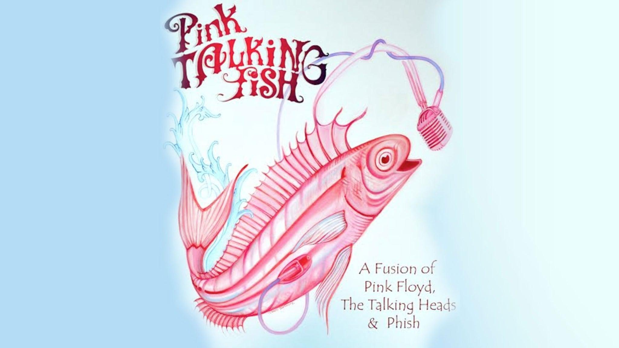 Pink Talking Fish at Mercury Ballroom