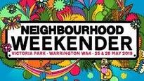 Neighbourhood Weekender - Weekend VIP Upgrade