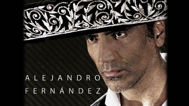 Alejandro Fernández at Verizon Theatre At Grand Prairie