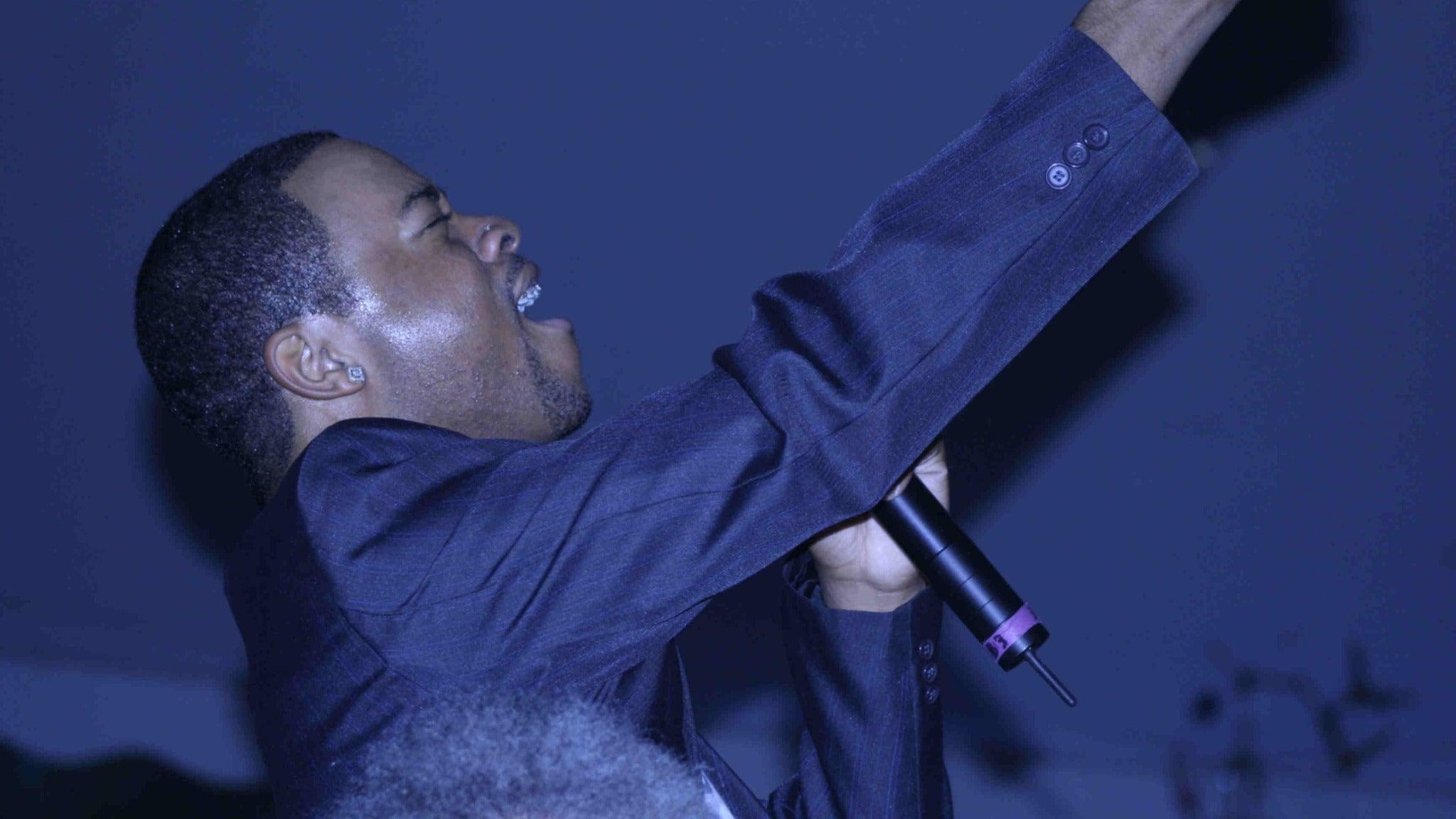 Davell Crawford at Blue Note Napa