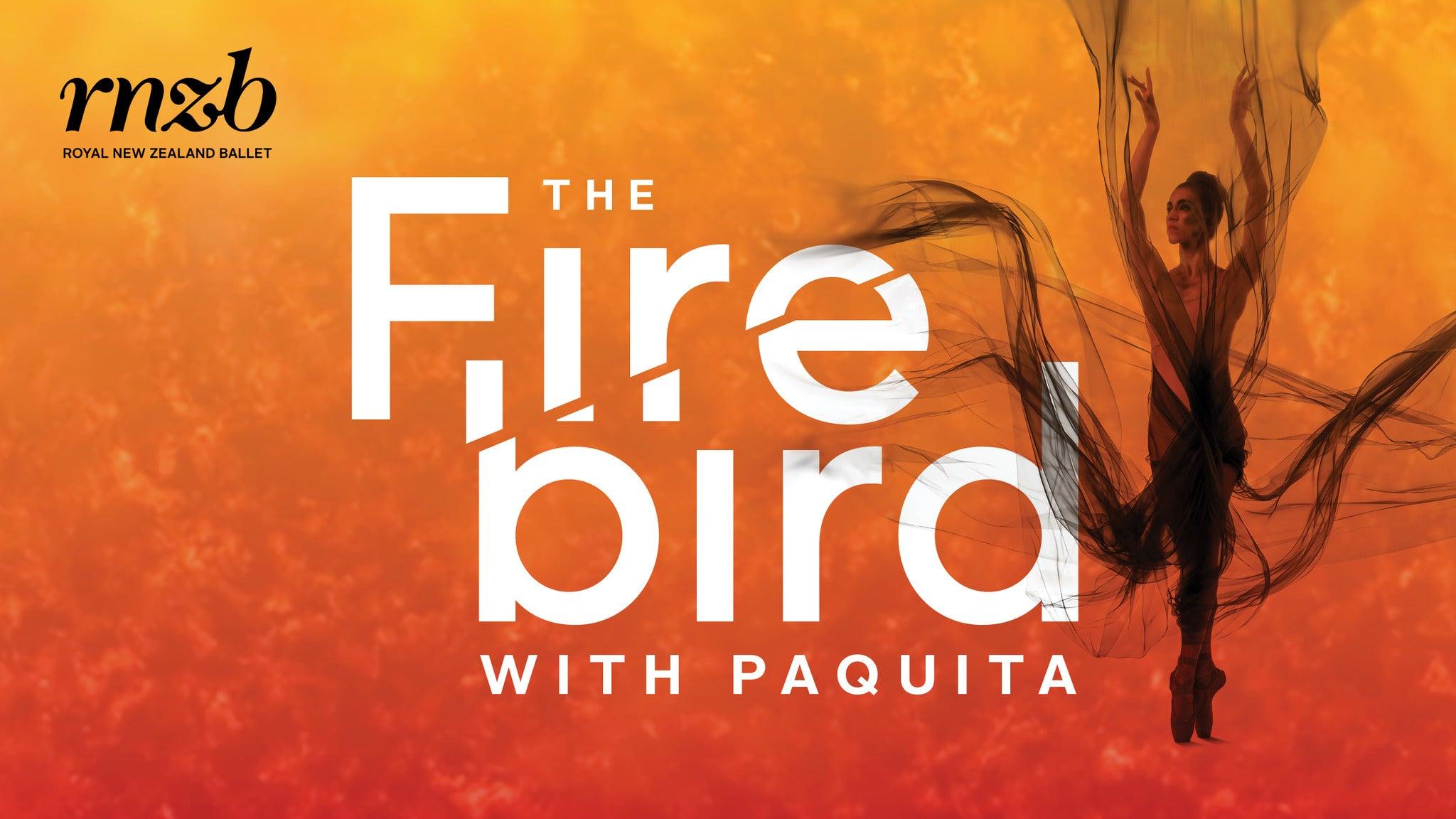 Royal New Zealand Ballet 2021 - The Firebird