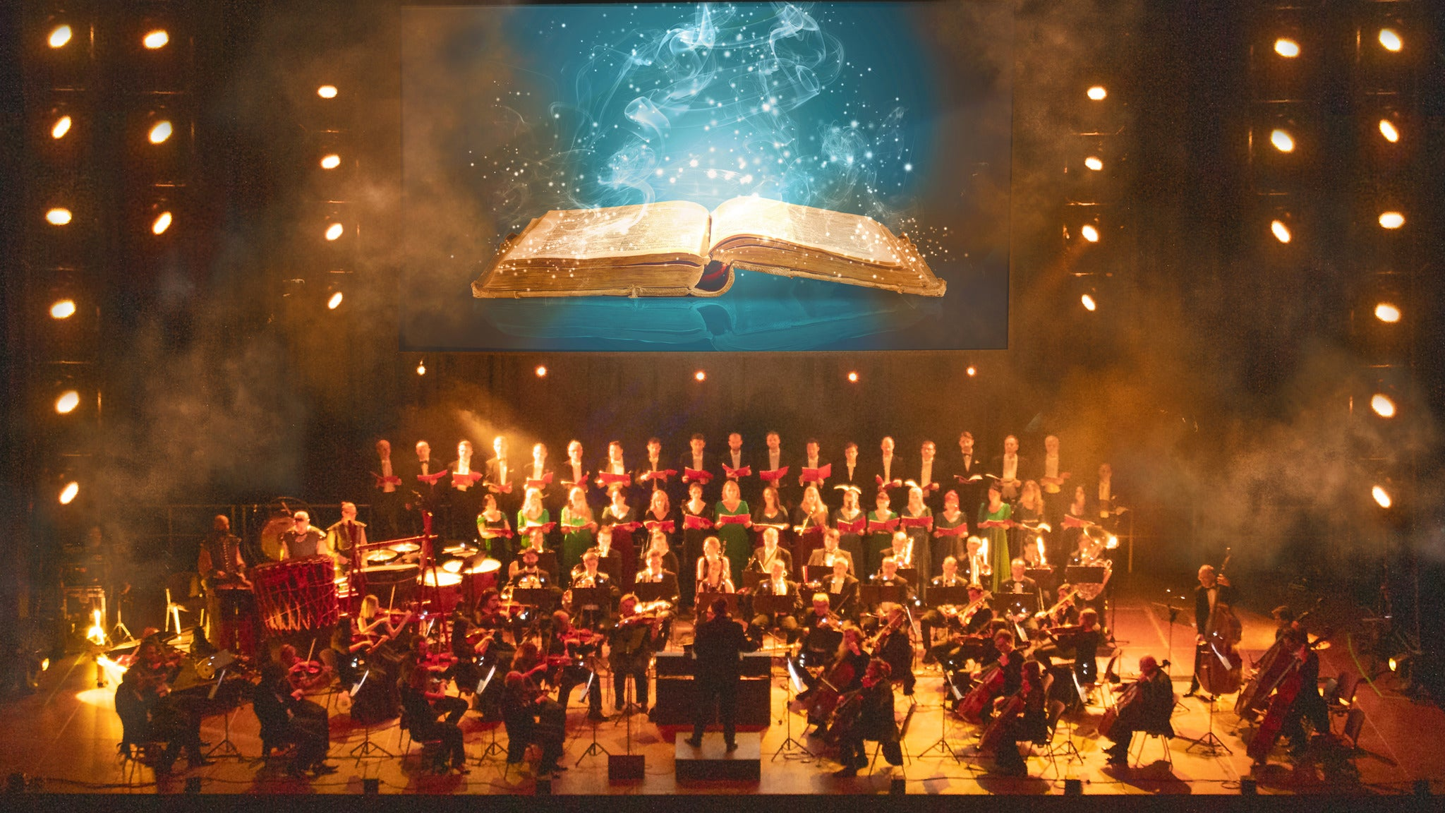 Harry Potter And The Sorcerers Stone In Concert