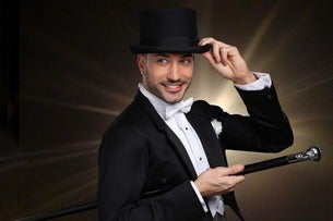 Giovanni Pernice - This Is Me Seating Plan York Barbican