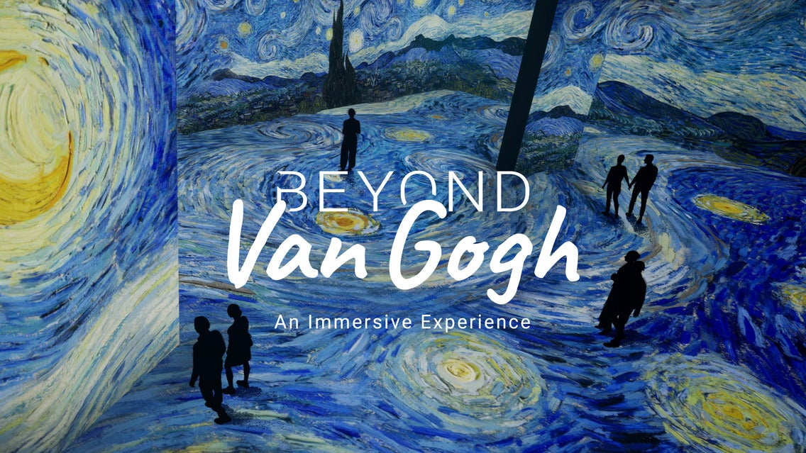 Beyond Van Gogh   - July 31st
