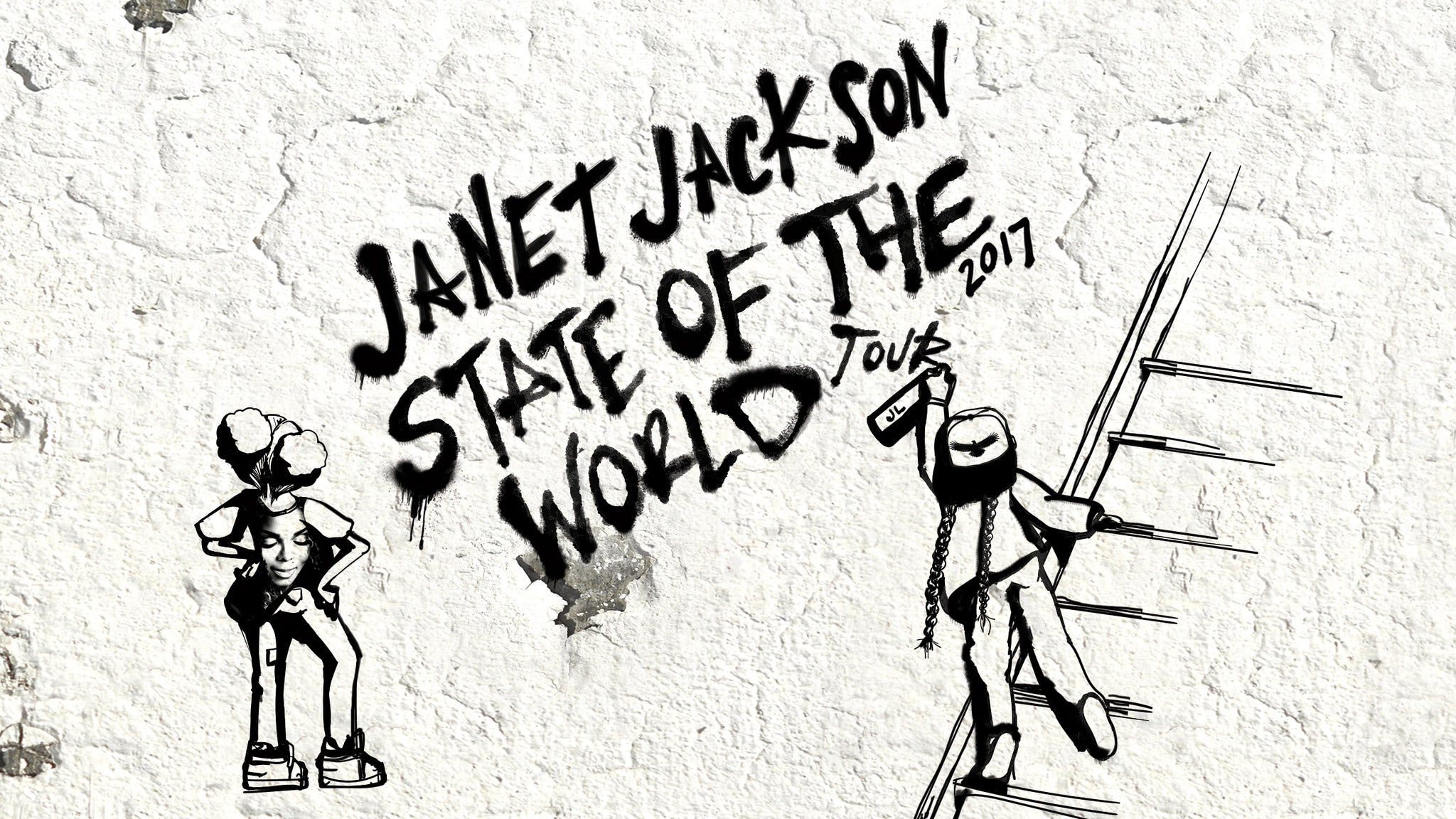 Janet Jackson: State of the World Tour - Birmingham, AL 35203