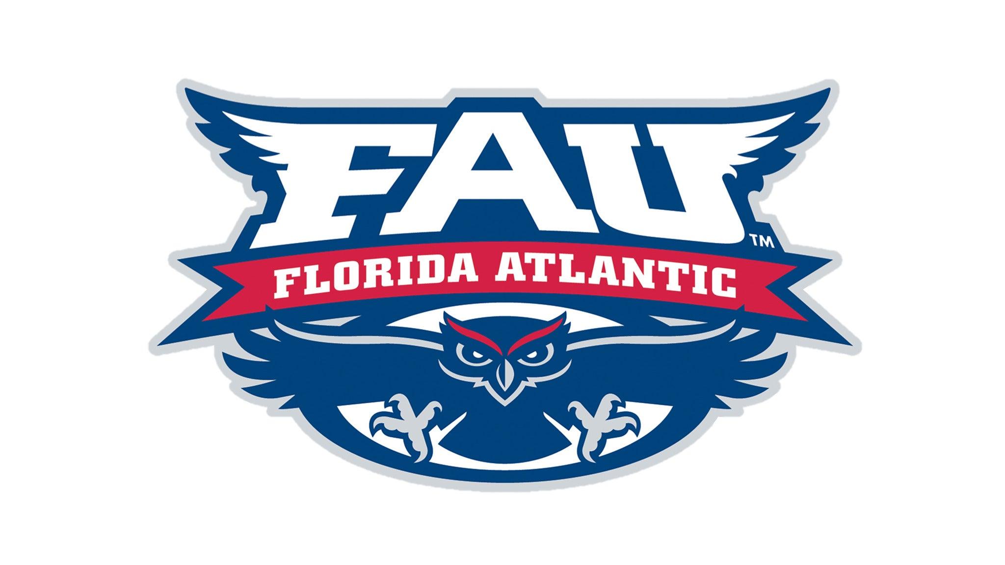Florida Atlantic University Men's Basketball vs. UAB Blazers