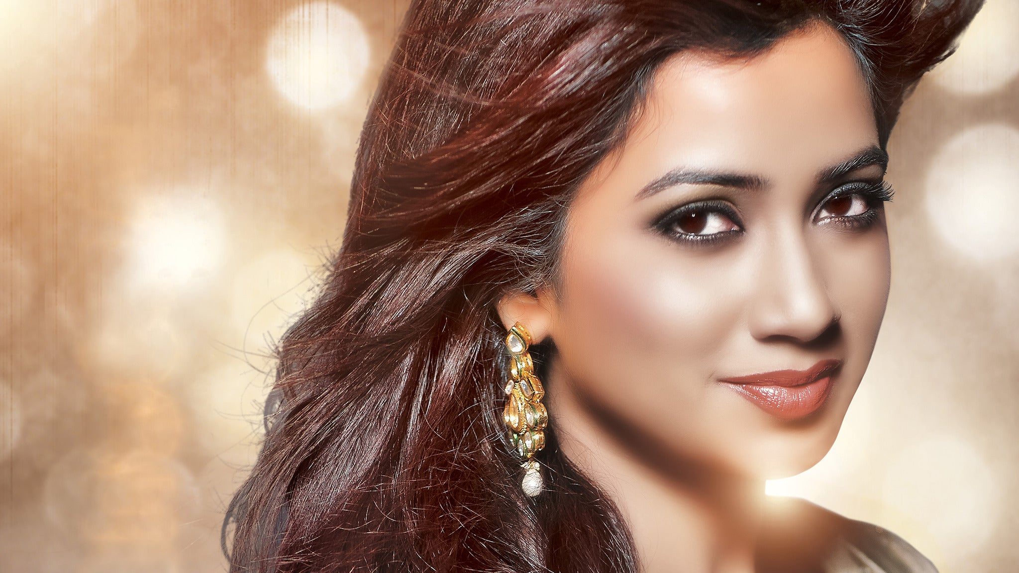 Shreya Ghoshal at NRG Arena