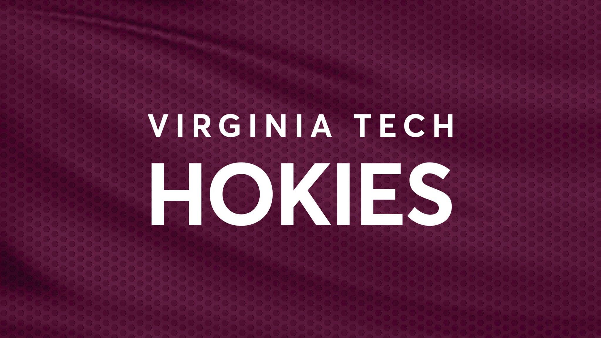Virginia Tech Hokies Baseball