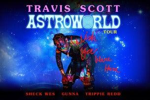 TRAVIS SCOTT - ASTROWORLD: WISH YOUR WERE HERE TOUR