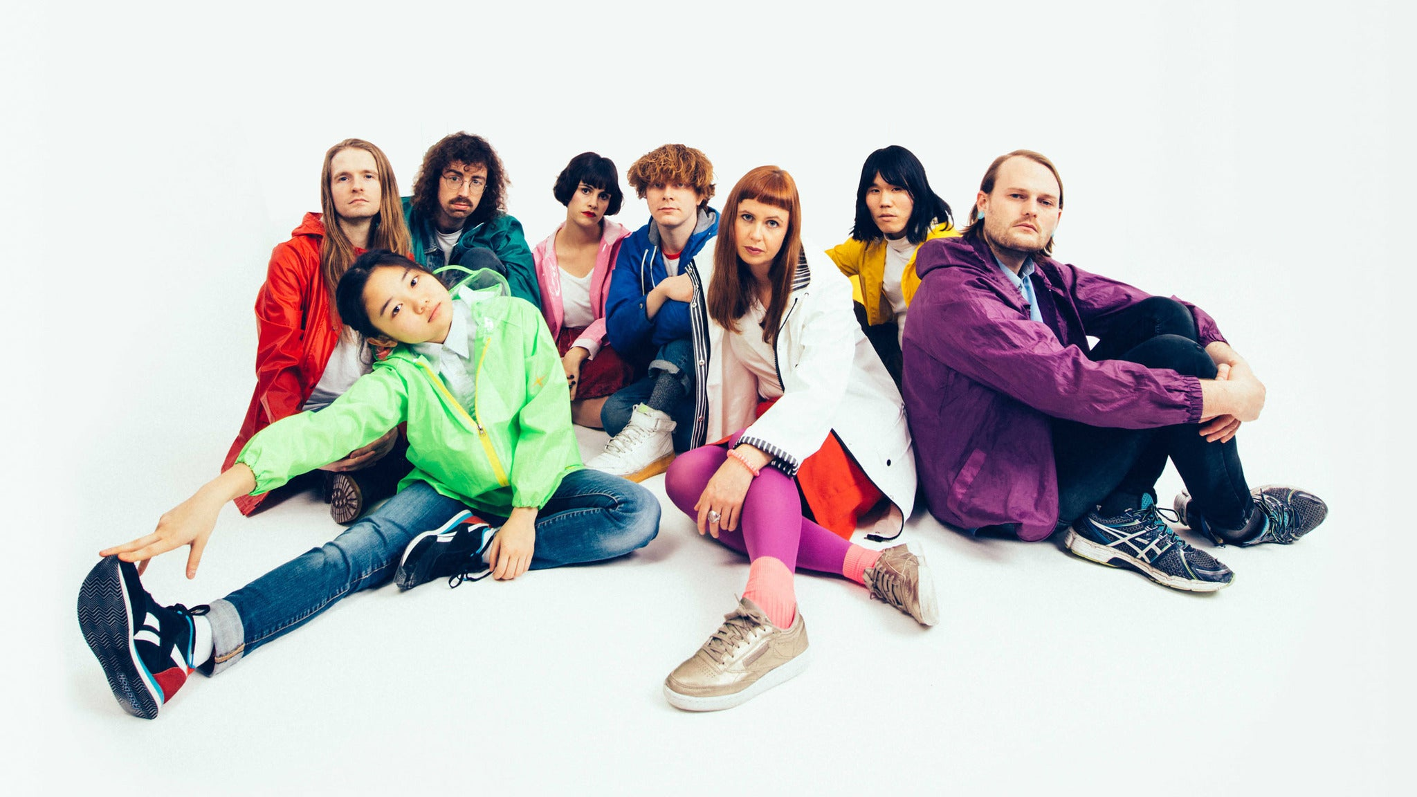 Superorganism at Port City Music Hall