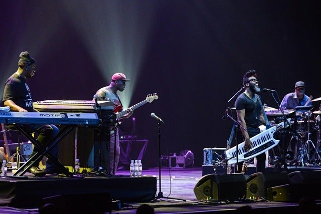Robert Glasper at Center Stage Theater - Atlanta, GA 30309