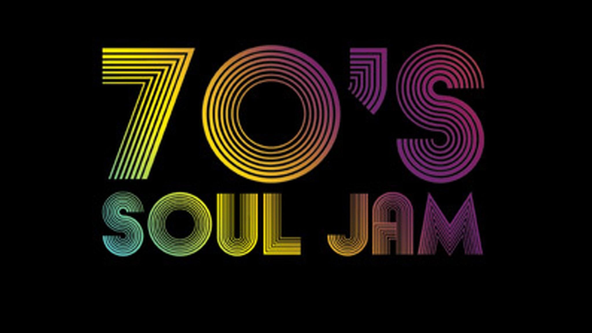 70s Soul Jam at Greek Theatre