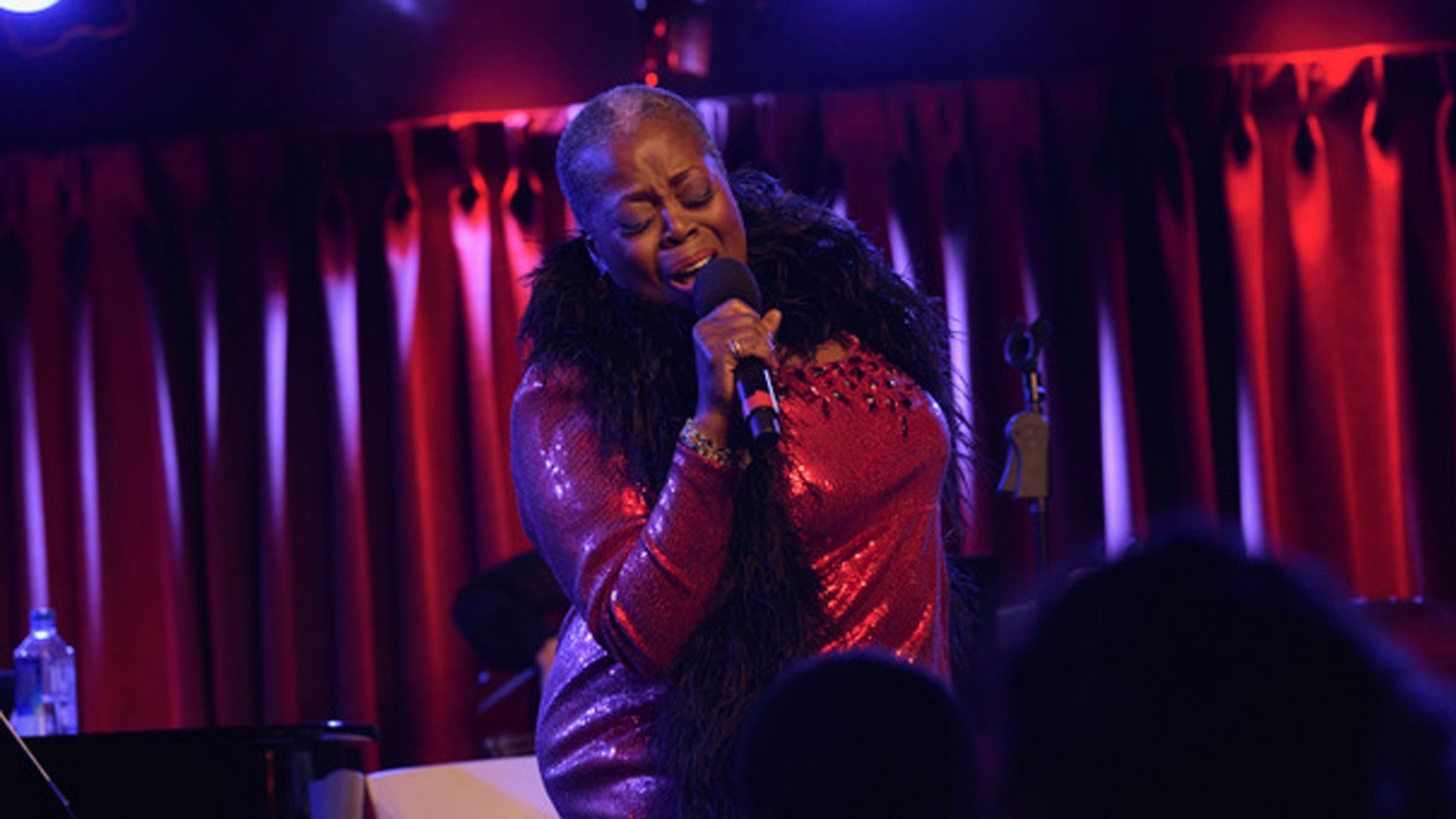 Lillias White at New Jersey Performing Arts Center