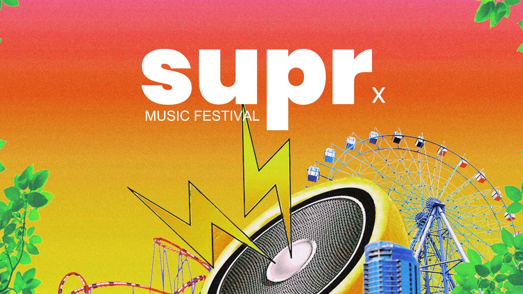 Supr Music Festival