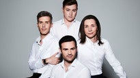 Collabro Sheffield City Hall and Memorial Hall Seating Plan