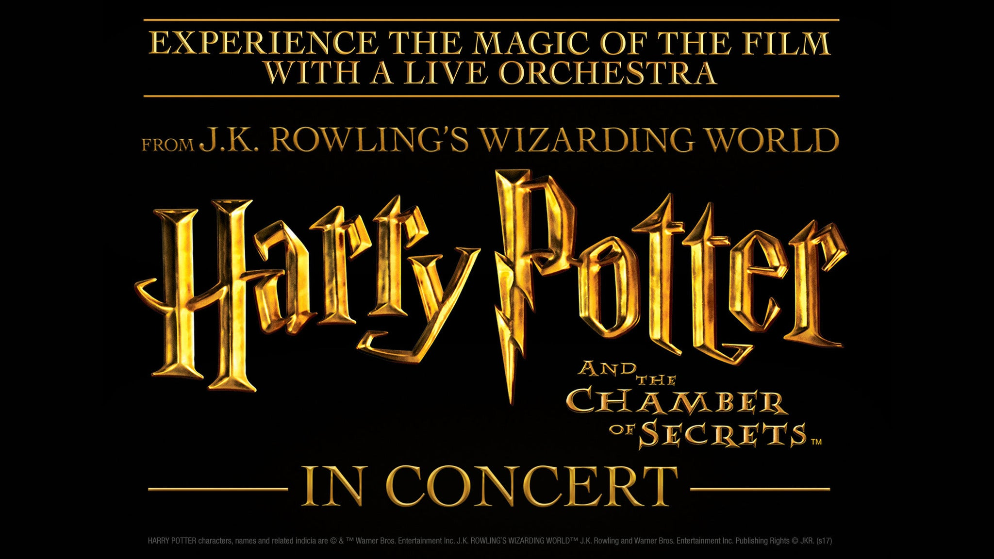 Harry Potter Concert Series at Chrysler Hall