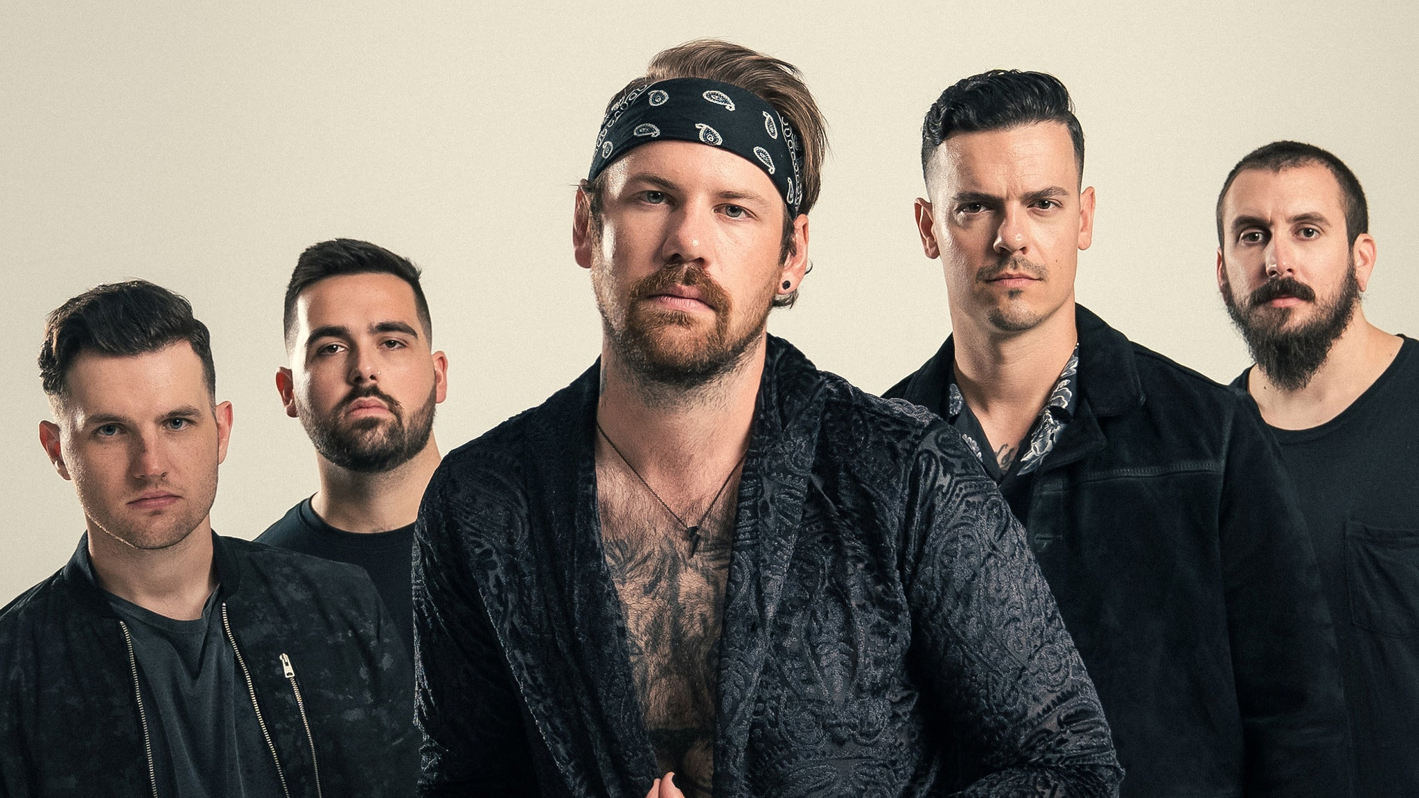Beartooth - The Below Tour at House of Blues Anaheim