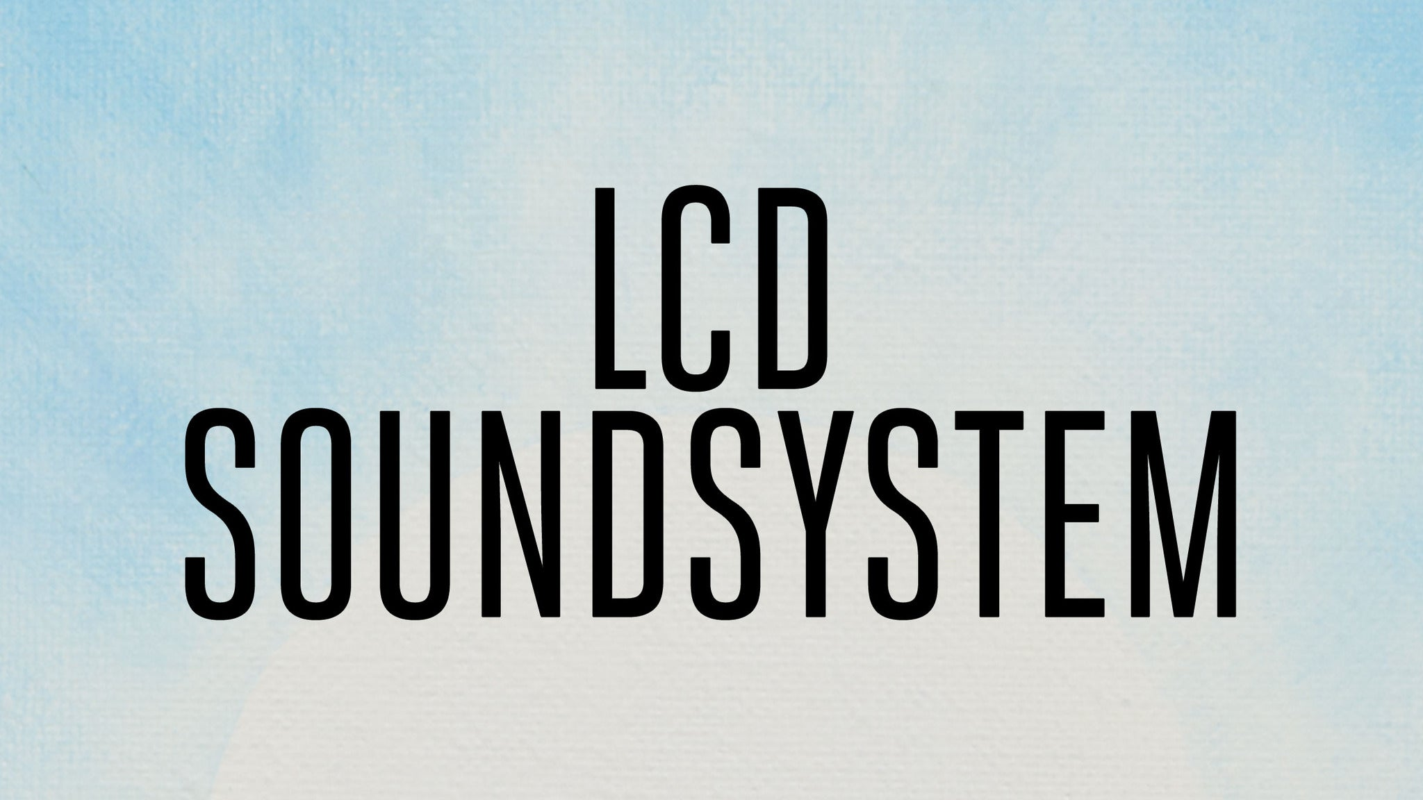 LCD Soundsystem and Yeah Yeah Yeahs with Young Fathers