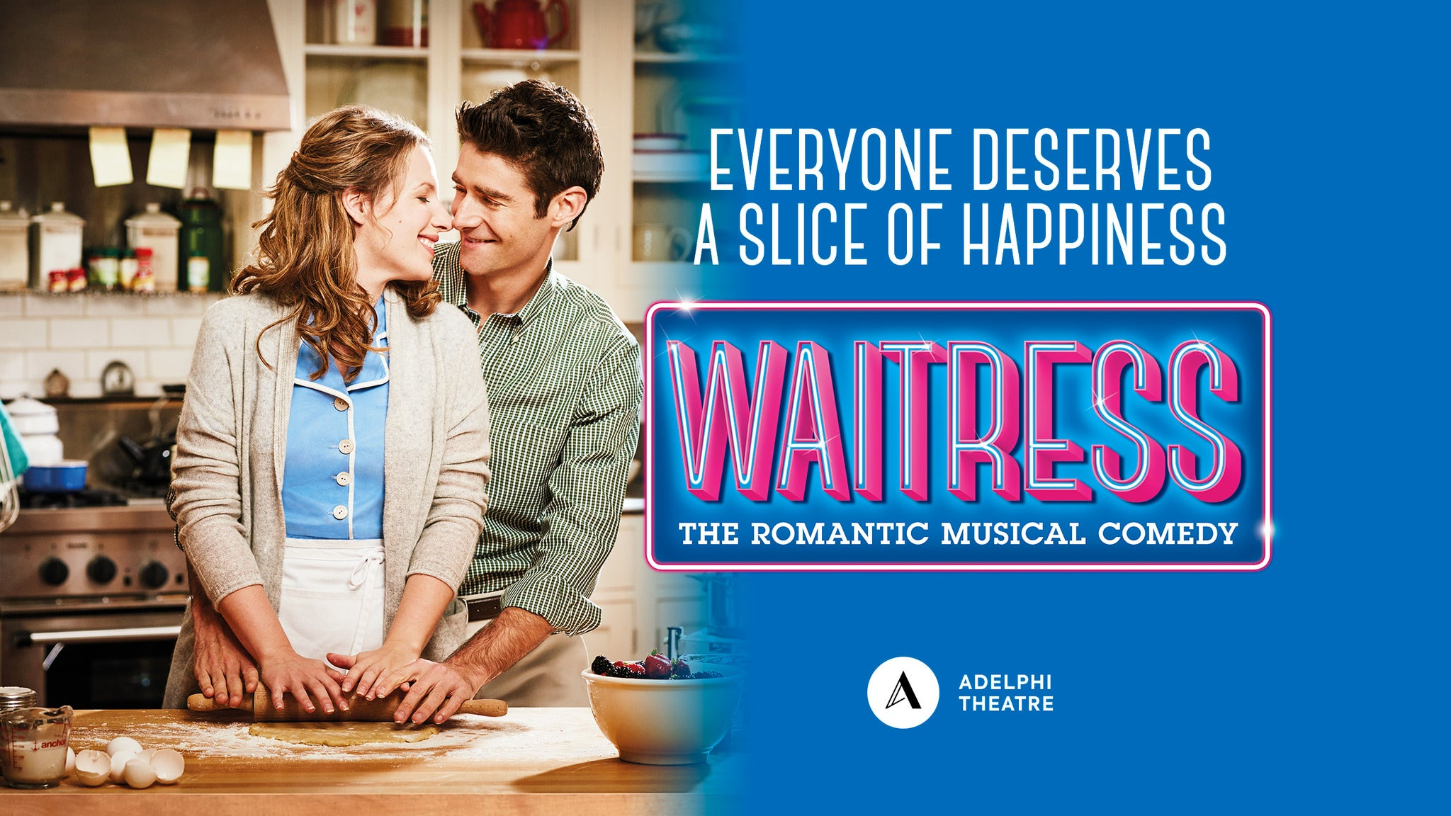 Waitress (Touring) at Keith Albee Theater