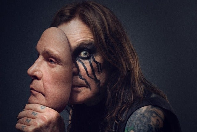 Ozzy Osbourne - Vip Packages Event Title Pic