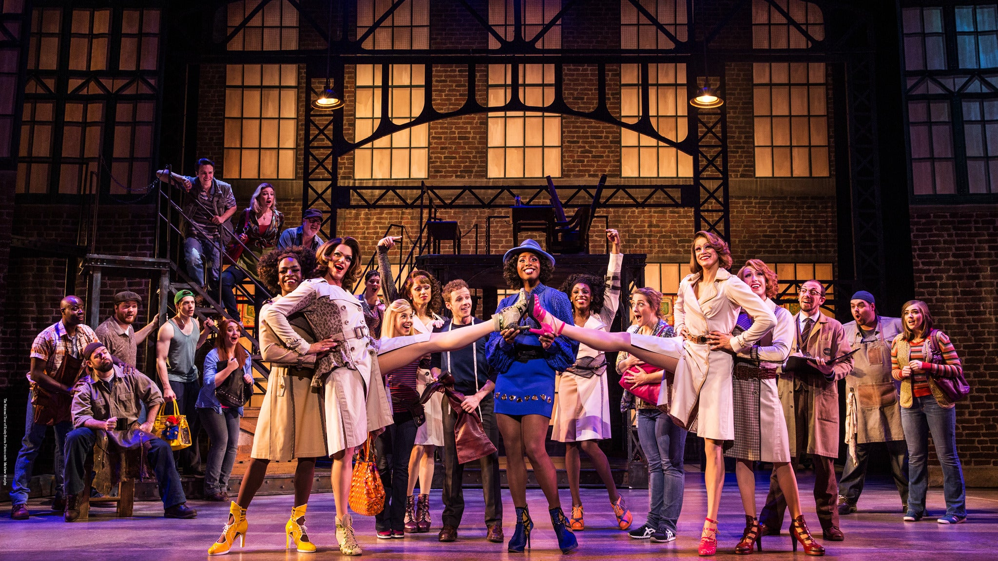 Kinky Boots (Lexington)