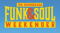 The Soundcrash Funk and Soul Weekender - Deposit Scheme