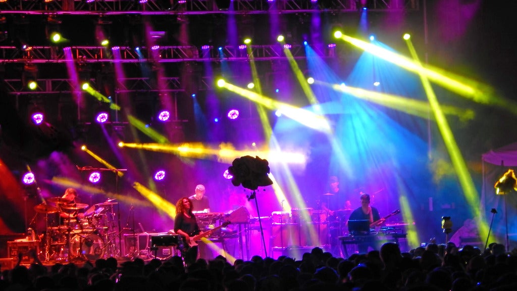 Hotels near STS9 Events