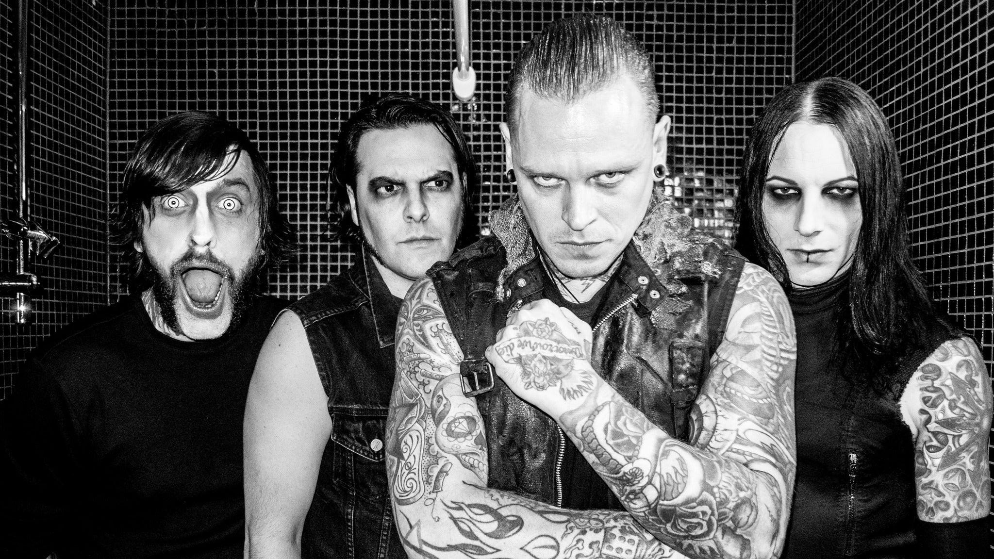 Combichrist w/ Wednesday 13 at White Oak Music Hall